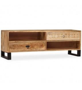 vidaXL Tablero de mesa de cristal templado redondo 700 mm