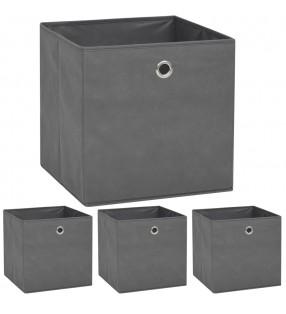 vidaXL Sofá de tela azul 117x55,5x77 cm