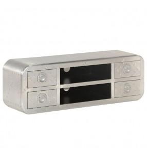 vidaX Estantería de 6 niveles de madera maciza de roble 80x22,5x180 cm