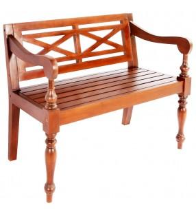 vidaXL Botellero para 16 botellas de madera maciza reciclada