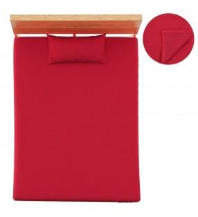 vidaXL Mono para niño talla 98/104 azul