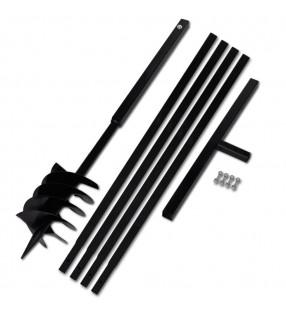 vidaXL Armario de pared cuarto baño madera reciclada pino 42x23x70 cm