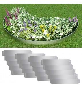 vidaXL Luces de Navidad de reno y trineo 110x24x47 cm