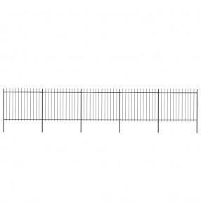 vidaXL Perchero de ropa de madera maciza de roble 125x175 cm