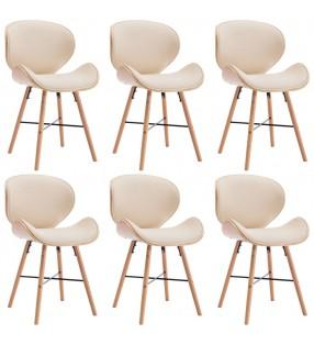 vidaXL Estantería 50x40x180 cm madera maciza de mango