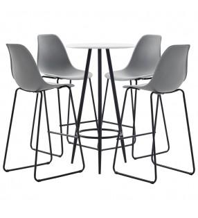 vidaXL Cajonera de madera maciza de sheesham 40x30x100 cm