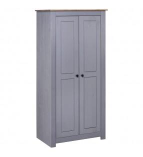 vidaXL Protector salpicaduras cocina vidrio templado blanco 70x50 cm