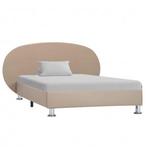 vidaXL Conjunto de muebles de baño con lavabo y grifo beige 11 piezas