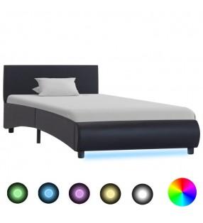 vidaXL Puerta corredera doble de vidrio