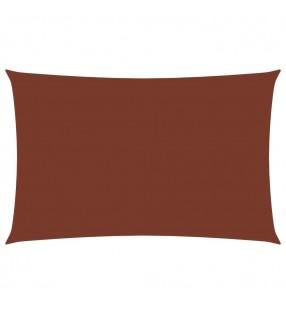 vidaXL Alfombra de retazos de cuero 80x150 cm chevrón negro/blanco