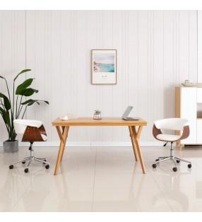 vidaXL Set de comedor de jardín 7 piezas plástico gris antracita