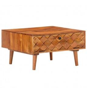 vidaXL Parque infantil con tobogán escaleras y columpio de madera