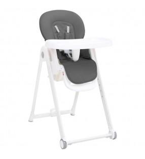 vidaXL Silla de peluquería profesional de cuero sintético negro