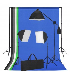 vidaXL Sillas de comedor giratorias 4 unidades tela amarilla