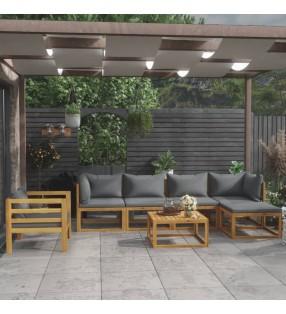 vidaXL Juego de puntas y llaves de vaso 53 piezas con estuches