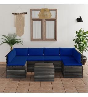 vidaXL Lámpara focos 2 bombillas de filamento 2W negro y cobre E27