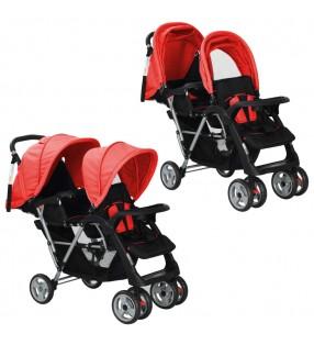 Coche correpasillos eléctrico SLS AMG 6 V Negro
