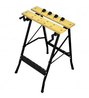 vidaXL Bolso para mujer de cuero auténtico marrón