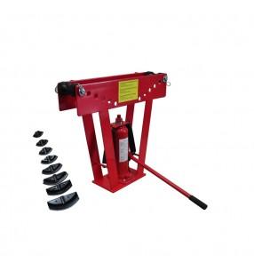 vidaXL Cinturón de cuero marrón de hombre para traje 115 cm