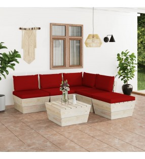 vidaXL Cesto para colada plegable madera y tela gris