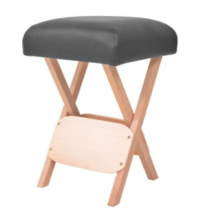 Mini falda con cinturón, Talla 36, Negro