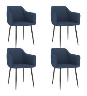 vidaXL Banco de madera maciza de acacia 111 cm