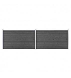 vidaXL Escritorio de dibujo para niños inclinable rosa y blanco