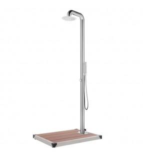 vidaXL Papel de limpieza industrial 2 capas 4 rollos azul 20 cm