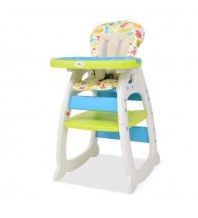 vidaXL Barandilla de seguridad cama de niño rosa 150x42 cm