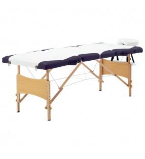 2 cortinas blancas micro-satinadas con trabillas, 140 x 175 cm