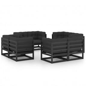Kit de fitness Avento 41VE Gris /Rosa /Negro