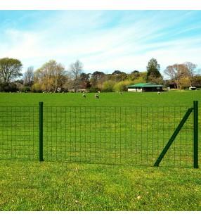 vidaXL Mantel individual 4 uds Chindi liso algodón color crema 30x45cm