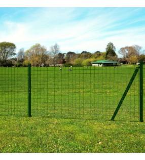 vidaXL Mantel individual 6 uds Chindi liso algodón color crema 30x45cm