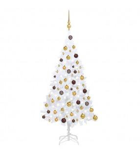 vidaXL Arcos de jardín 2 unidades para plantas trepadoras