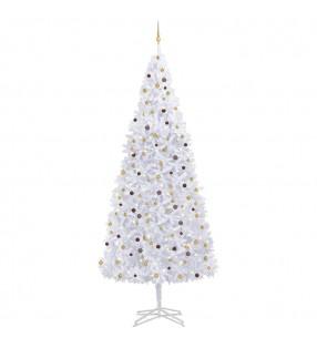 vidaXL Mecedora de madera con asiento curvado madera blanca