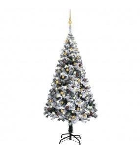 vidaXL Cubierta de repuesto de cenador 310 g/m² terracota 3x4 m