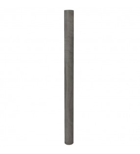 vidaXL Protector de colchón acolchado ligero blanco 180x200 cm