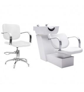 vidaXL Mesa de jardín madera maciza de acacia 200x100x74 cm