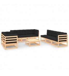 Pure2Improve Balón medicinal con asas 2 kg verde