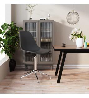 Avento Bola de masaje con soporte gris y negro