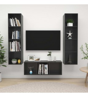 vidaXL Compostador de tablas de madera de pino impregnada 160x80x58 cm
