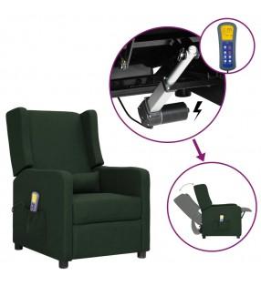 vidaXL Lona 650 g/m² 3x3 m verde