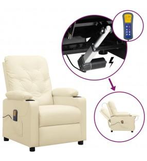vidaXL Buzón de columna de aluminio estilo vintage inoxidable rojo