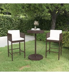 vidaXL Sillas de camping plegables 4 unidades aluminio gris