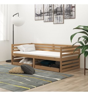 vidaXL Caja de almacenamiento de jardín 280 L gris claro