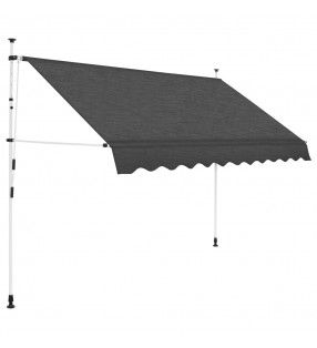 vidaXL Panel calefactor blanco 542mm x 1500mm