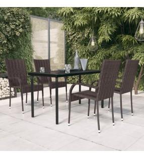 Receptor con un auricular y un microfóno inalámbricos VHF