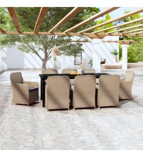 vidaXL Máquina de contar dinero de billetes negro y gris
