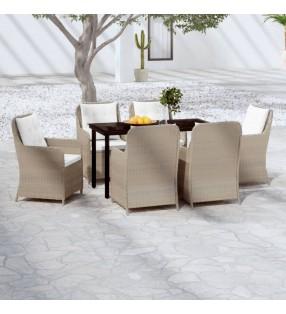 vidaXL Campana extractora de pared pantalla sensor táctil 756 m³/h LED