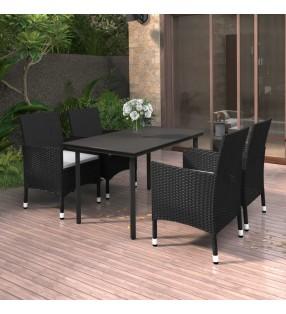 vidaXL Tarros de mermelada de vidrio tapa blanca y roja 24 uds 110 ml